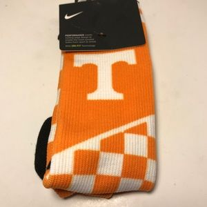 Nike Tennessee Volunteers Orange Socks Dri Fit